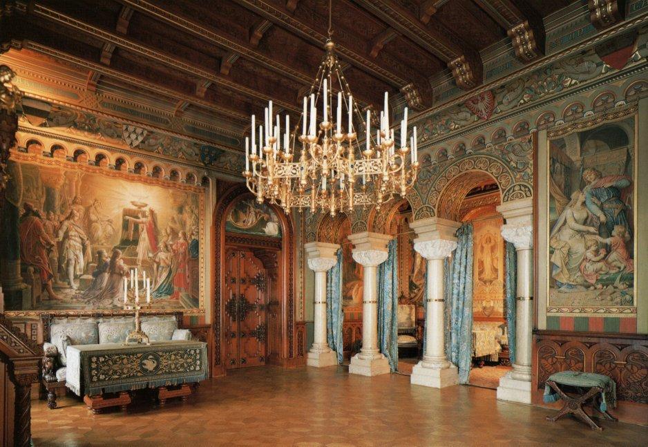 Magnificent Neuschwanstein Castle Download Free Architecture Designs Rallybritishbridgeorg