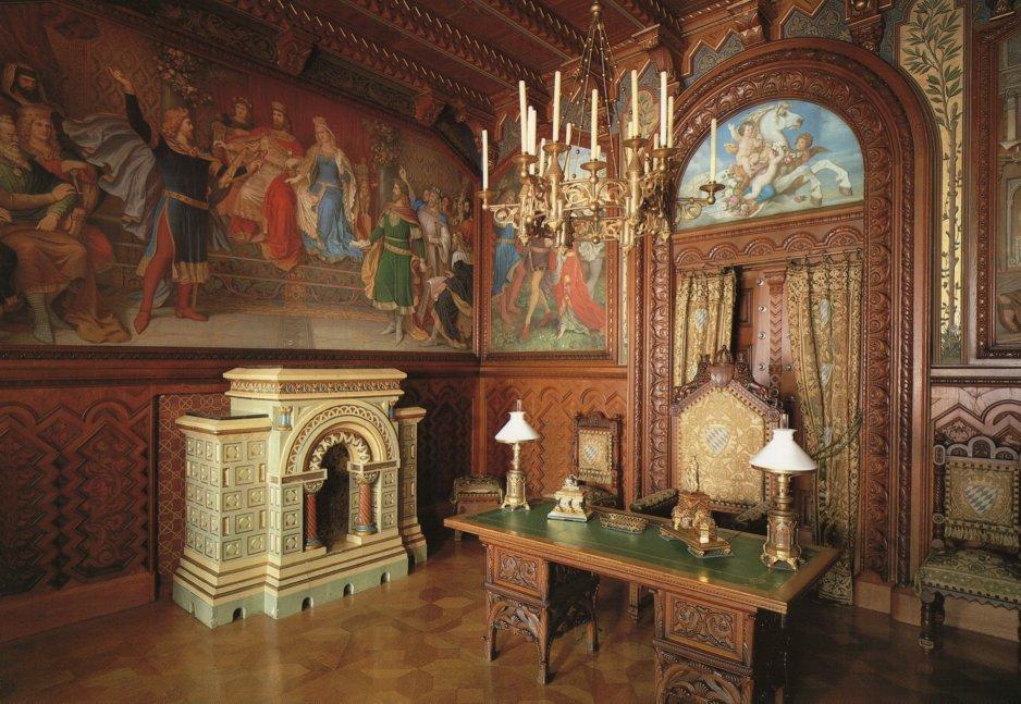 Neuschwanstein Castle : Study2 from www.marerico.com size 938 x 647 jpeg 154kB