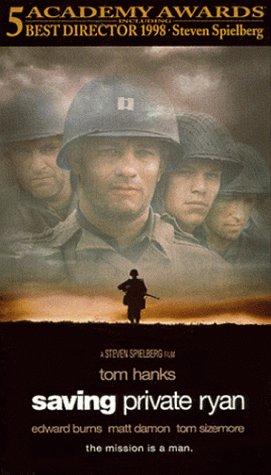 an overview of the movie saving private ryan by steven spielberg Steven speilberg, saving private ryan spielberg's idea of the movie was to create a chaotic war film that actually made the audience feel they were involved.